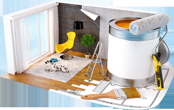 Перепланировка квартир в Истринском районе - дизайн проекты