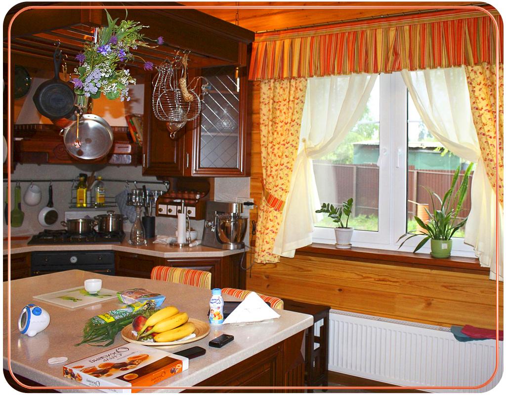 Мой дом занавески для кухни своими руками