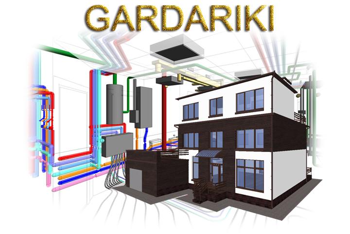 Инженерные работы и создание коммуникаций в загородных домах и коттеджах Истринского и Красногорского районах