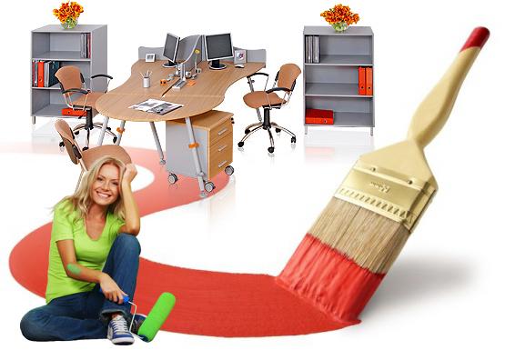 Капитальный ремонт офисных помещений и перепланировка офисов под ключ в Истринском и Красногорском районе