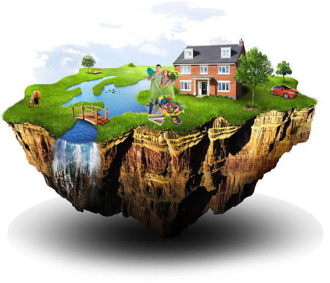 Работы по сазданию ландшафтного дизайна в Истре и Истринском районе